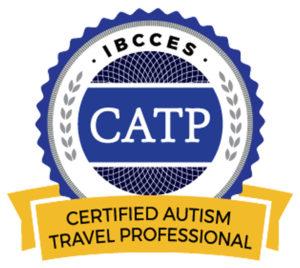 autism travel professional